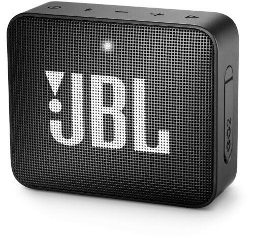 JBL GO 2 Waterproof Ultra Portable Bluetooth Speaker