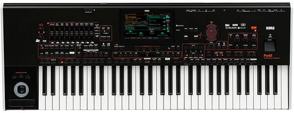 Korg Pa4X 61-key professional arranger