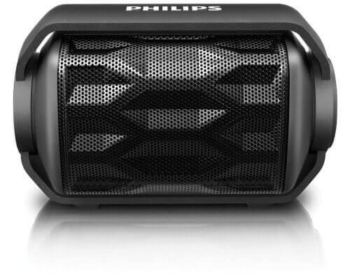 Philips ShoqBox Mini BT2200 Compact Bluetooth Speaker