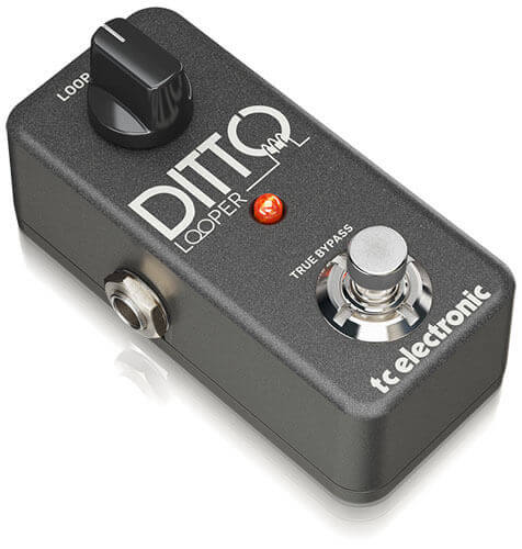 TC Electronic Ditto Looper Effects Pedal