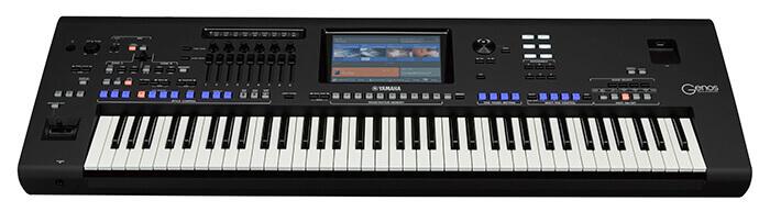 Yamaha Genos 76-Key Arranger Keyboard