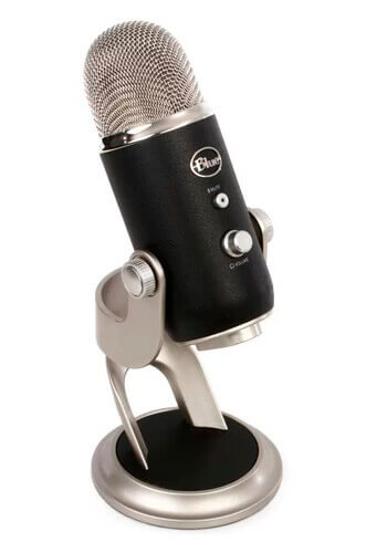 Blue Yeti Pro Condenser Microphone