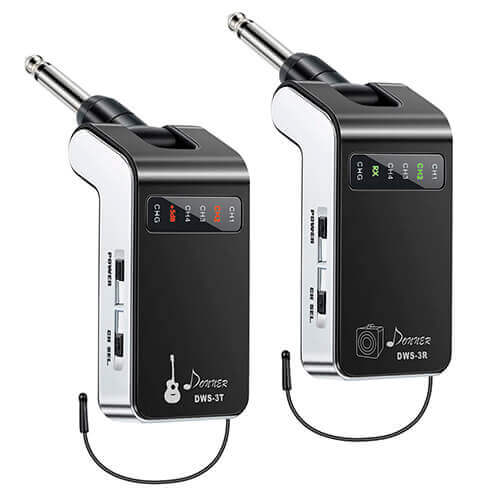 Donner DWS-3 Wireless Guitar System