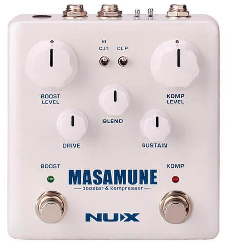 NUX Masamune NBK-5 Compressor Pedal