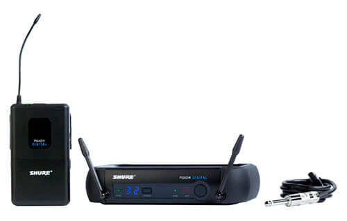 Shure PGXD14 Bodypack Wireless System