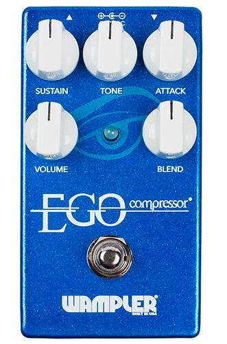 Wampler Ego V2 Compressor Pedal