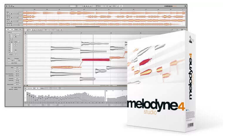 Celemony Melodyne 4 VST Plugin