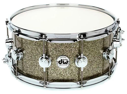 DW Collector's Series Maple Snare Drum
