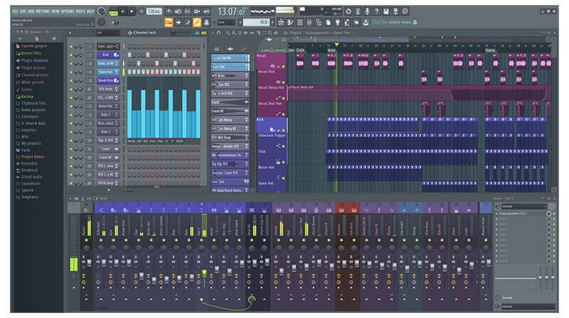 Image Line FL Studio DAW Software