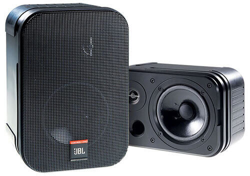 JBL Control 1 Pro Studio Monitor Speakers