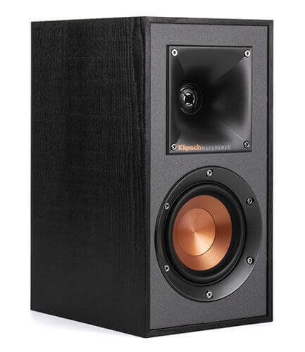Klipsch R-41M Bookshelf Speakers