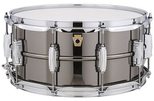 Ludwig Black Beauty LB417 Snare Drum