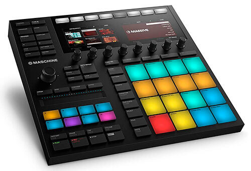 Native Instruments Maschine MK3 MIDI Drum Pad Controller