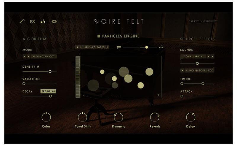 Native Instruments Noire Concert Grand Piano VST