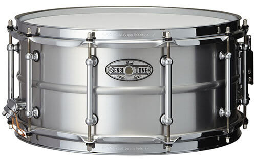 Pearl SensiTone STA1465AL Beaded Aluminum Snare Drum