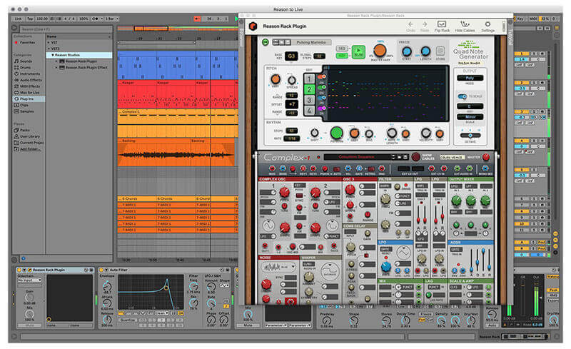 Reason Studios Reason DAW Software