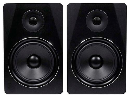 Rockville APM8B Studio Monitor Speakers
