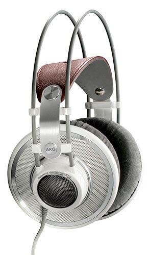 AKG K701 Headphones for Mixing