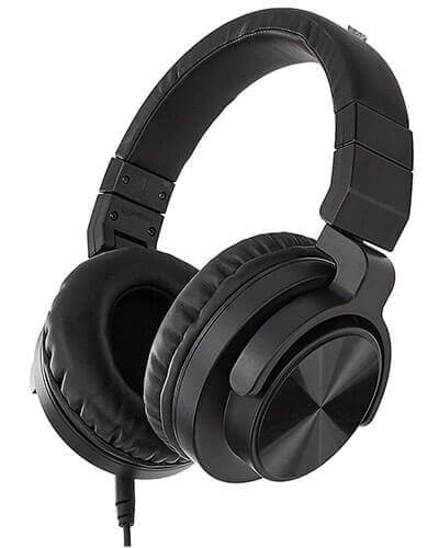 AmazonBasics Studio Monitor Headphones (MHP-1190-01A)