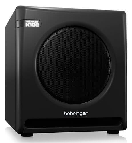 Behringer Nekkst K10S Studio Monitor Subwoofer