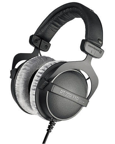 Beyerdynamic DT 770 PRO Closed-Back Studio Headphones