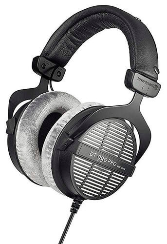 Beyerdynamic DT 990 Pro Headphones for Mixing and Mastering