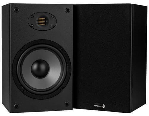 Dayton Audio B652-AIR 2-Way Bookshelf Speakers