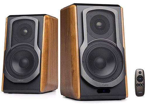 Edifier S1000DB Powered Bluetooth Bookshelf Speakers