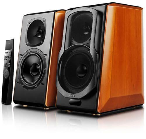 Edifier S2000 Pro Powered Bluetooth Bookshelf Speakers