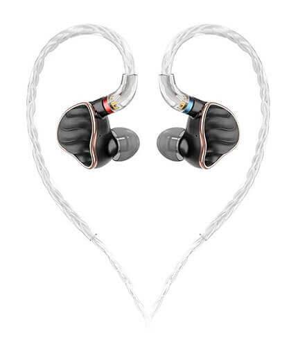 FiiO FH7 5-Drive Earbuds