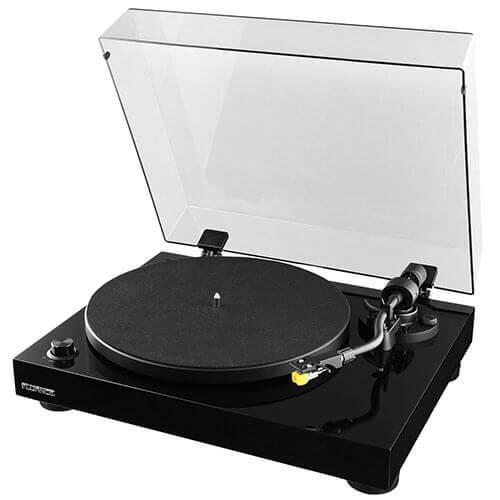 Fluance RT80 High-Fidelity Vinyl Turntable