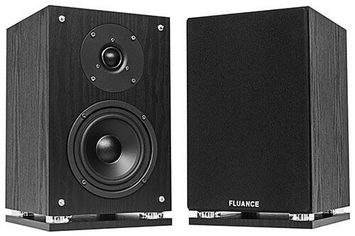 Fluance SX6 Bookshelf Loudspeakers