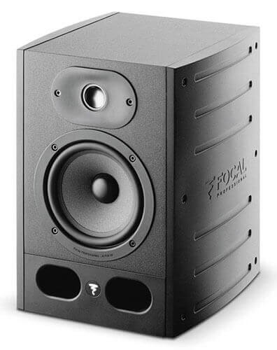 Focal Alpha 50 Active 2-Way Near Field Professional Monitoring Loudspeaker