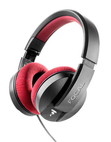 Focal Listen Professional Headphones for Mixing