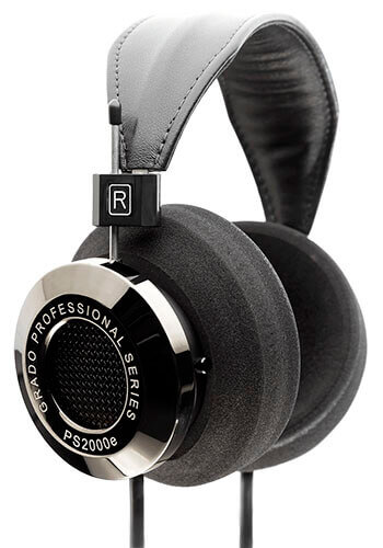 Grado Labs PS2000e Headphones for Mixing