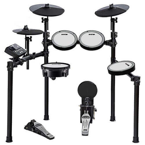 HXW SD61-5 Electronic Drum Set