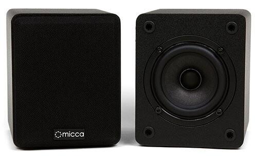 Micca COVO-S Compact Bookshelf Speakers