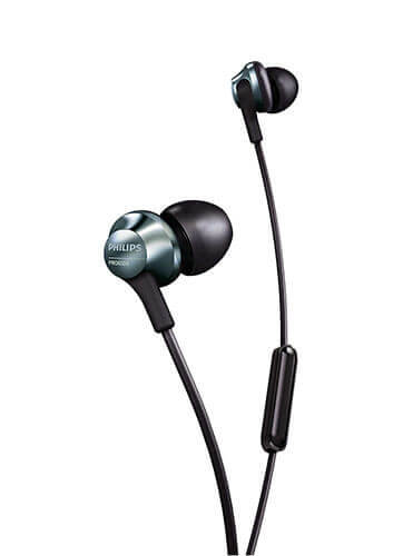 Philips PRO6105 In-ear Headphones with Mic