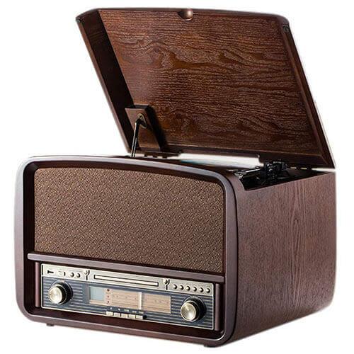 Rcm MC-255BT Wireless Vinyl Record Player