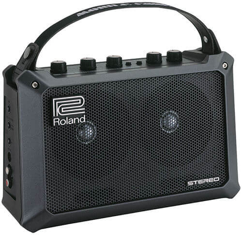 Roland Mobile Cube Portable Battery-Powered Amplifier