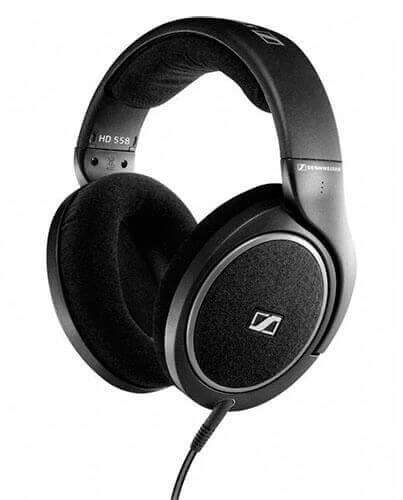 Sennheiser HD 558 Studio Headphones