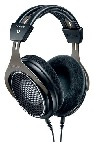 Shure SRH1840 Headphones for Mixing