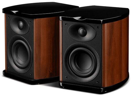 Swans Speakers M100MKII Wireless Bluetooth Bookshelf Speakers
