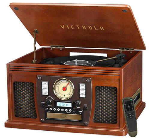 Victrola Navigator VTA-600B Classic Bluetooth Record Player