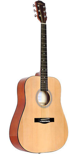 ADM 41-Inch Dreadnought Acoustic Guitar