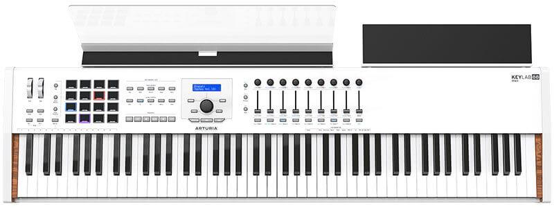 Arturia KeyLab 88 MkII 88-key MIDI Keyboard Controller