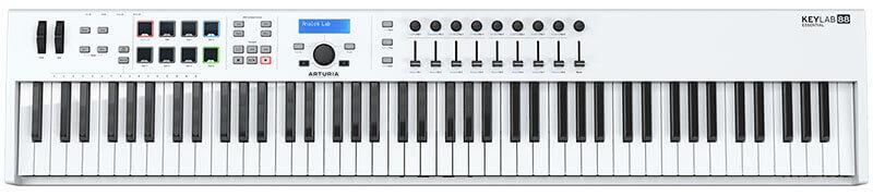 Arturia KeyLab Essential 88 88-Key MIDI Keyboard Controller