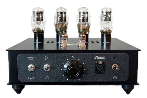 Eddie Current Studio Headphone Amplifier