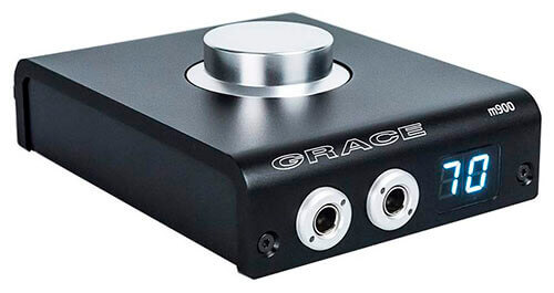 Grace Design m900 Portable Headphone Amplifier