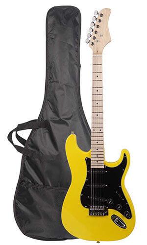 ISIN Full-Size Beginner Electric Guitar Bundle
